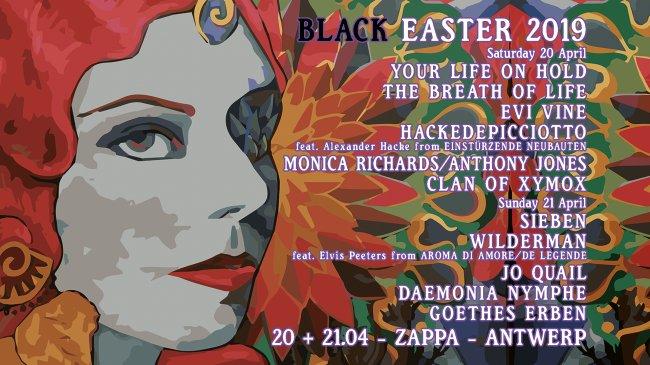 20 + 21.04 Black Easter Festival