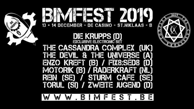 13 + 14.12 BIMFEST - Combi-Ticket