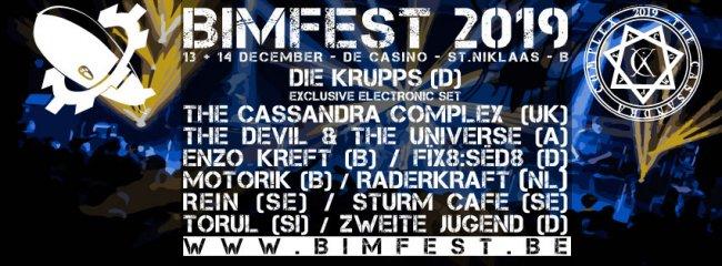 13 + 14.12 BIMFEST - Early Bird Combi-Ticket