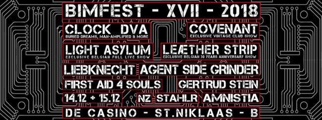 BIMFest XVII - 2018