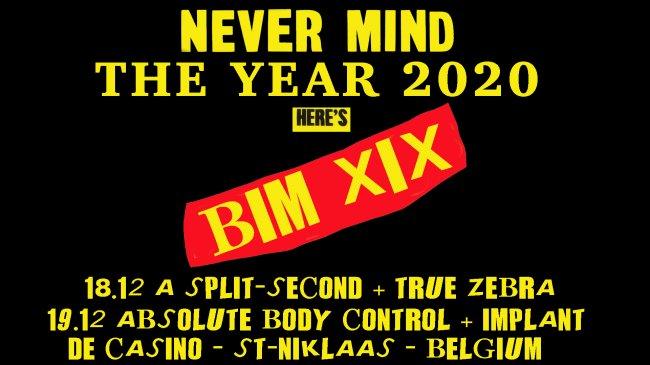 19.12 BIM XIX - Day 2