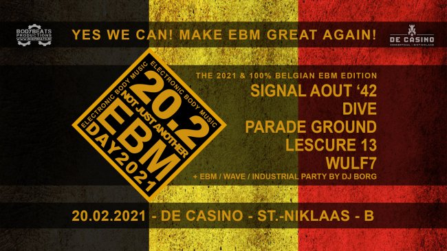 Belgian EBM day 2021