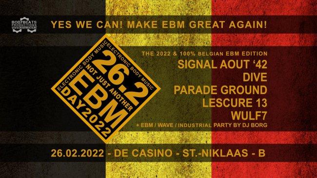 Belgian EBM day 2022