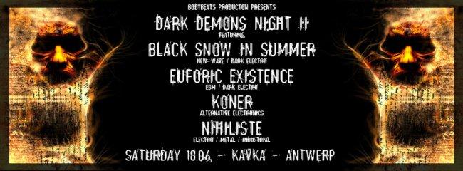 Dark Demo(n)s 2016 (Archive)