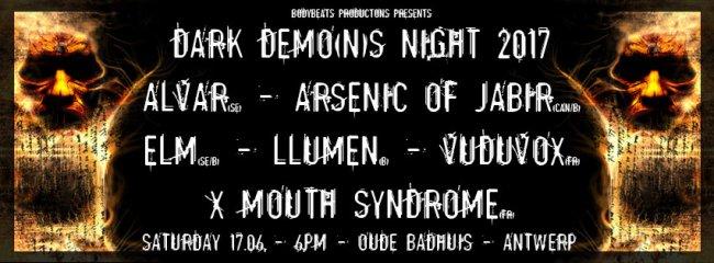 Dark Demo(n)s Night