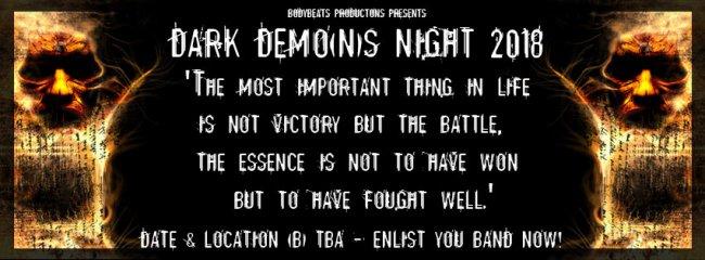 Dark Demo(n)s