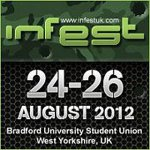 NEWS A SPLIT-SECOND confirmed @ INFEST 2012!