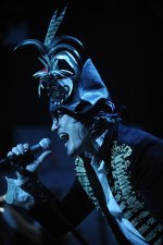NEWS ADAM ANT - Blueblack Hussar Tour 2012 @ Zappa - Antwerp - B