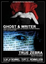 NEWS BodyBeats Night @ JH Wommel with Ghost & Writer + True Zebra