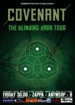 NEWS Covenant returns to Belgium after 5 years hiatus!