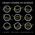 NEWS Crash Course In Science releases 'Jump Over Barrels' 12' on Dark Entries Records