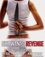 NEWS Interview with She Want Revenge in Peek-a-Boo Magazine!
