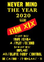 NEWS Never Mind 2020, here's BIM XIX!