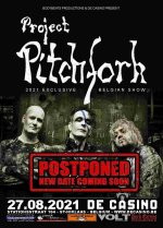 NEWS Project Pitchfork postponed to 2022 (New date coming soon!)