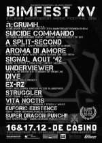 NEWS Super Dragon Punch!! & Euforic Existence selected as BIMFEST XV openers!