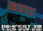 NEWS The countdown has begun! BIMFEST 2014 on December 19th + 20th!
