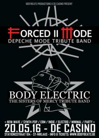 Clash Of The Titans - Forced To Mode vs Body Electric