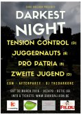 Darkest Night with The Juggernauts & more @ JK2740, Retie, B