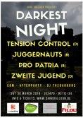 Darkest Night with The Juggernauts & more @ JK2740, Retie, B