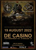 The Machinists Re:United - Tour 2022 - Front Line Assembly + Die Krupps @ De Casino - St-Niklaas - B
